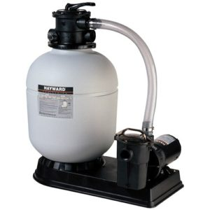 Hayward S166T1580S 16-Inch Pro Series Sand Filter System with 1 HP Power-Flo LX Pump