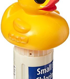 GAME 4003 Derby Duck Mid-Size (Small) Pool Chlorinator