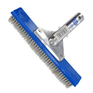 Blue Devil B3110 10-Inch Algae Brush, Deluxe