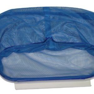 Blue Devil B4116 1-Piece Replacement Net and Rim for Pool Leaf Rake