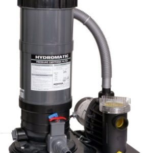 Blue Wave 120-Square Feet Cartridge Filter System with 1.5 HP Pump