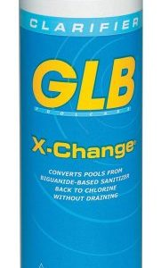 GLB Pool & Spa Products 71034 1-Quart X-Change Biguanide Conversion