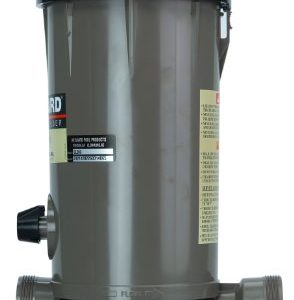 Hayward CL200 In-Line Automatic Pool Chemical Feeder with Mounting Base