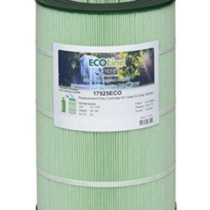 Aladdin 17525ECO Replacement Filter Cartridge for Pentair Clean & Clear 75