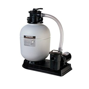 Hayward S180T1580X15S 18-Inch Pro Series Sand Filter System with 1-1/2 HP Power-Flo LX Pump and Valve