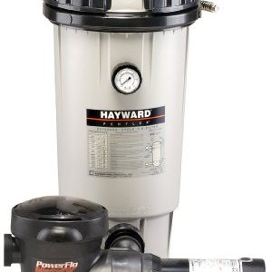 Hayward EC50C93STL Perflex Extended-Cycled 1-1/2-Horsepower D.E. Filter System with Twist-Lock Cord
