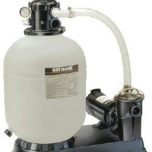 Hayward S210T1580X15S 20-Inch Pro Series Sand Filter System with 1-1/2 HP Power-Flo LX Pump