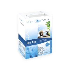 AquaFinesse Hot Tube Water Care Kit - Bromine Tabs
