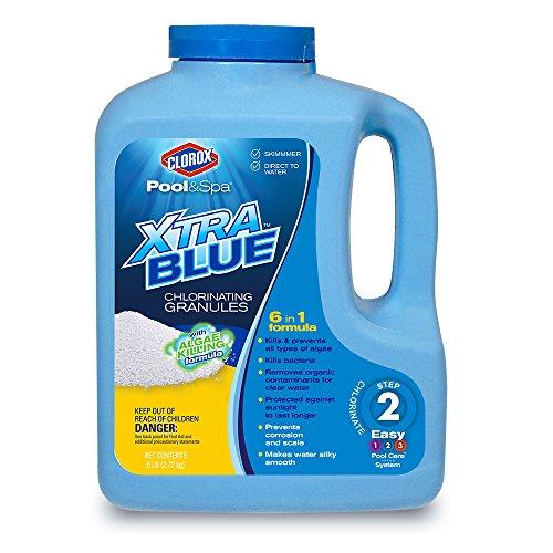 Clorox Pool Amp Spa 23006clxca Xtra Blue Chlorinating Granules