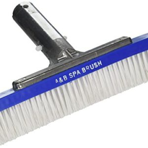 A&B 2003 Economy Spa Cleaning Brush, 9-Inch