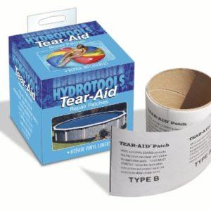 Swimline Tear Vinyl Liner Underwater Repair Tape