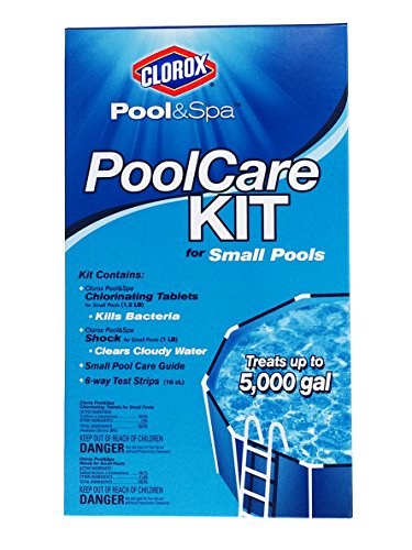 Clorox Pool Amp Spa 69000clx Pool Care Kit For Small Pools