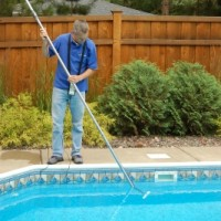 liner pool leak detection and repair