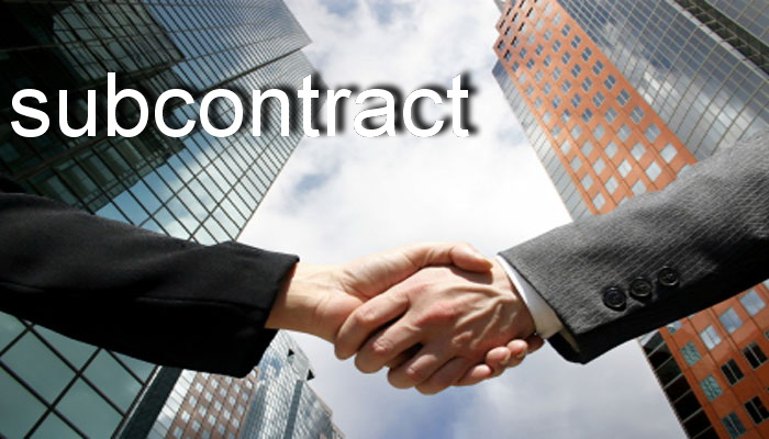 Subcontract Team Up With Us